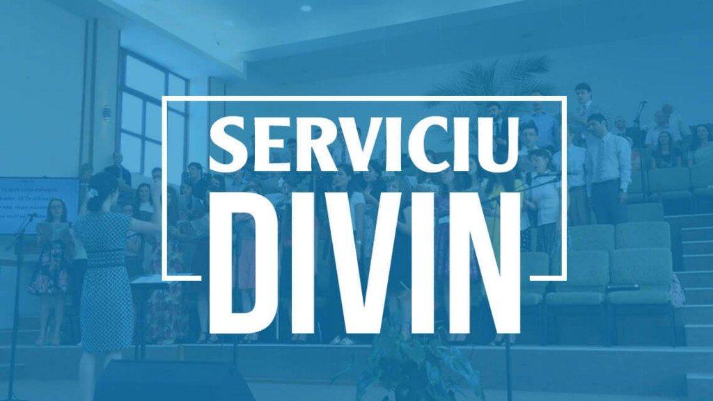serviciu divin